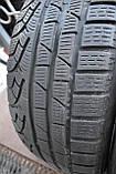 Шины б/у 225/45 R17 Pirelli Winter 210 Sottozero, 6 мм, пара, фото 9