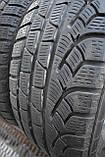 Шины б/у 225/45 R17 Pirelli Winter 210 Sottozero, 6 мм, пара, фото 10