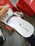 Жіночі кросівки Puma Han Kjobenhavn White/BROWN (біло-коричневі) 497GL, фото 3