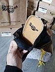 Мужские демисезонные ботинки Dr. Martens (без меха) черные 512GL, фото 2
