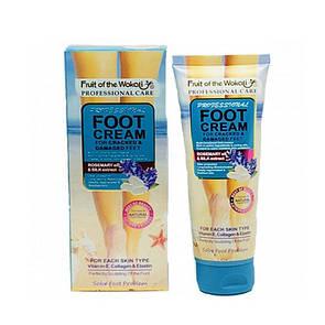 Крем для ніг WOKALI Professional Foot Cream. Rosemary Oil & Silk Extract