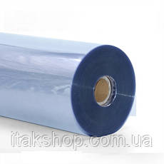 Мягкое стекло в рулонах Прозрачная защитная скатерть Soft Glass (Ширина - 1.2м, Длина - 20м, Толщина - 1,5мм), фото 2