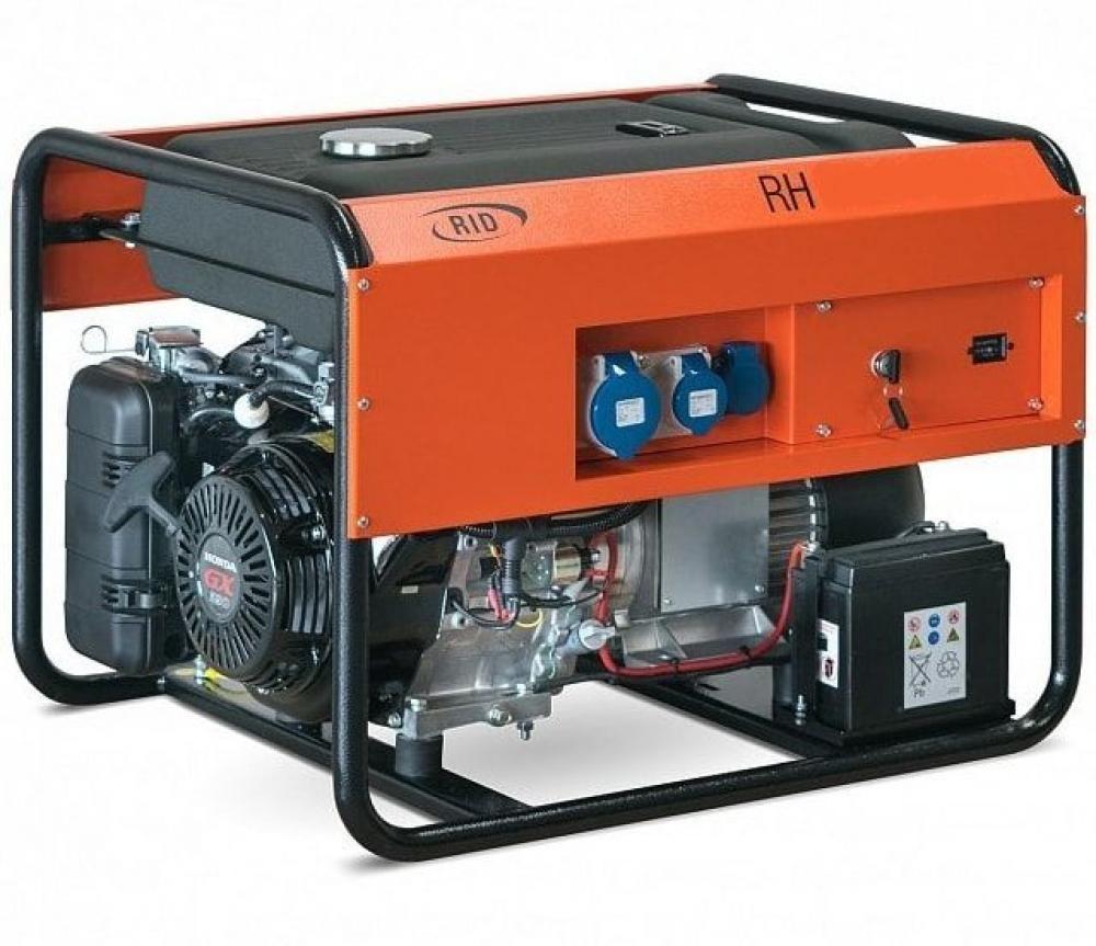 RID RH 8001 E (8.0 кВт)