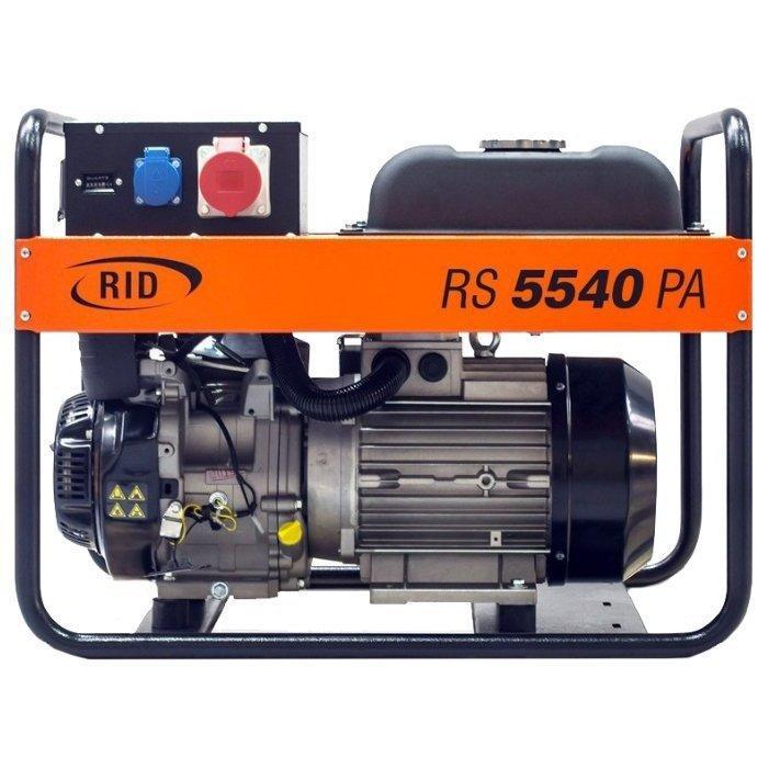 RID RS 4540 PA (3.2 кВт)