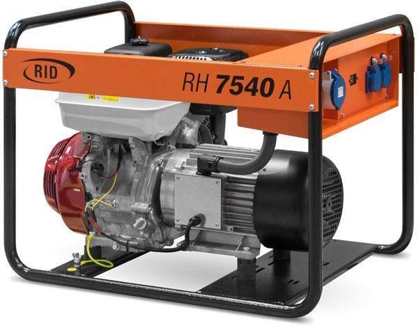 RID RH 7540 PA (5.2 кВт), фото 2