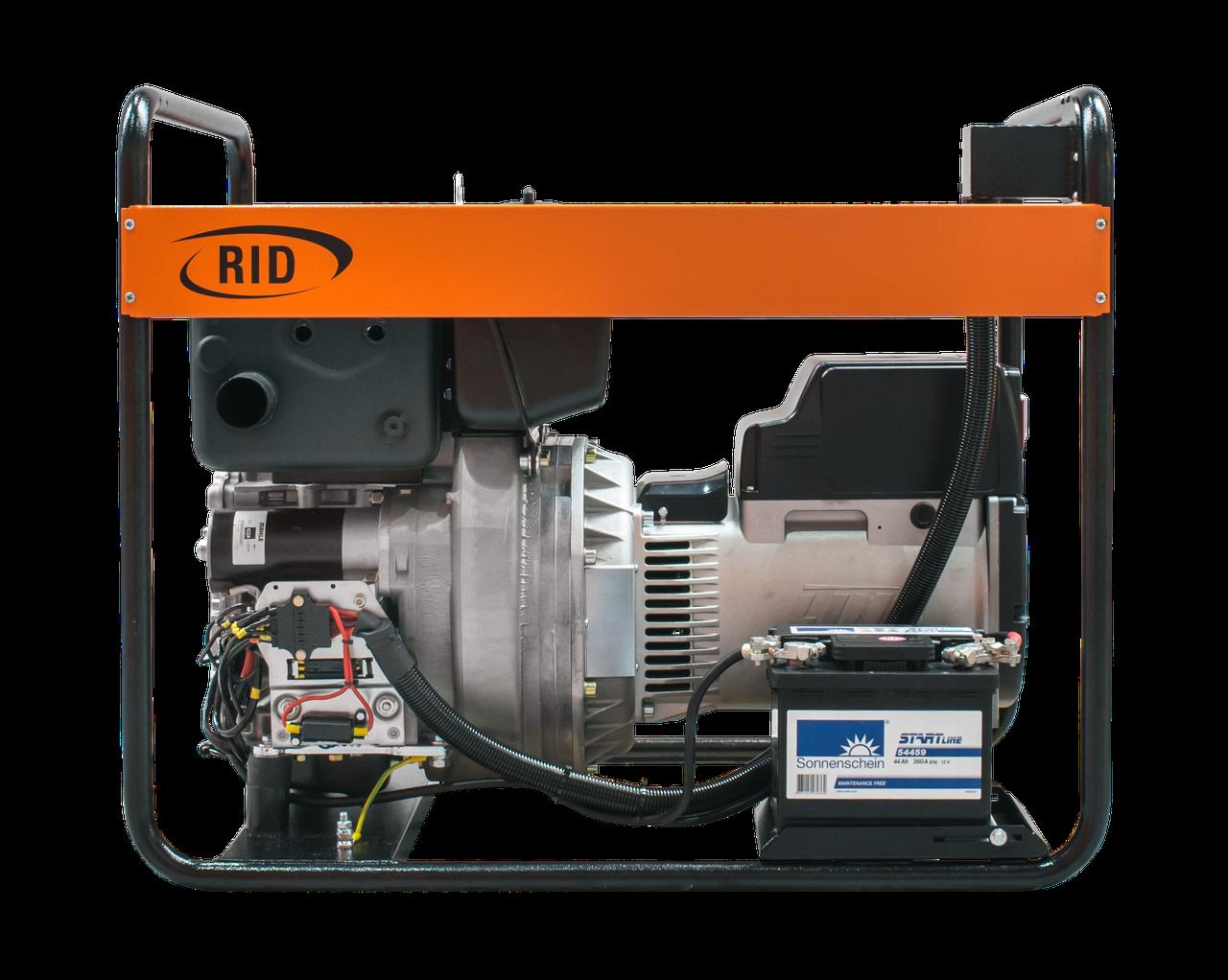 RID RZ 10001 DE (10.0 кВт)