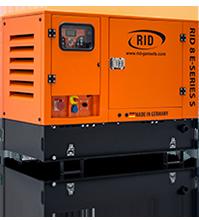 RID 8 E-SERIES S (6.4 кВт)