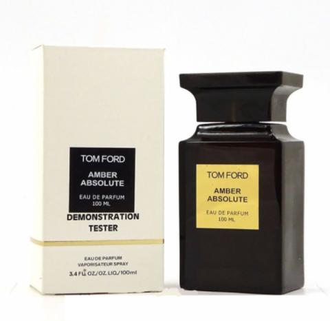 Тестер унисекс Tom Ford Amber Absolute, 100 мл