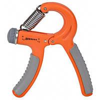 Эспандер кистевой-пружинный Power System ножницы PS-4021 Power Hand Grip Orange SKL24-145283 (145283)