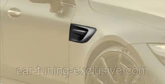 MANSORY front fender emblem for Mercedes AMG GT 63S Х290
