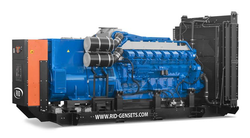 RID 1500 E-SERIES (1200 кВт), фото 2