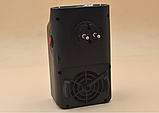 Портативный мини тепловентилятор Камин Flame Heater 1000 W(texno), фото 3