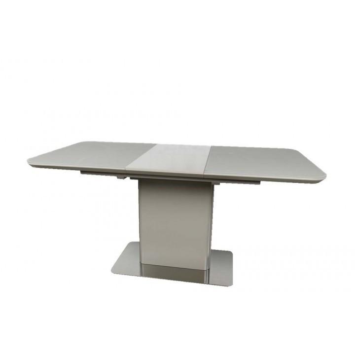 Раздвижной стол BARRIE (Барри) мокко 120/160 от Niсolas
