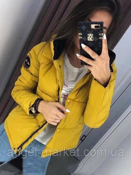Жіноча осіння куртка в кольорах новинка 2020