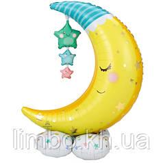 Стоячая фигура Месяц спящий