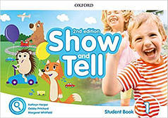 Show and Tell 1 Student`s Book