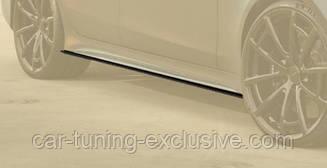 MANSORY side skirt lips for Mercedes AMG GT 63S Х290