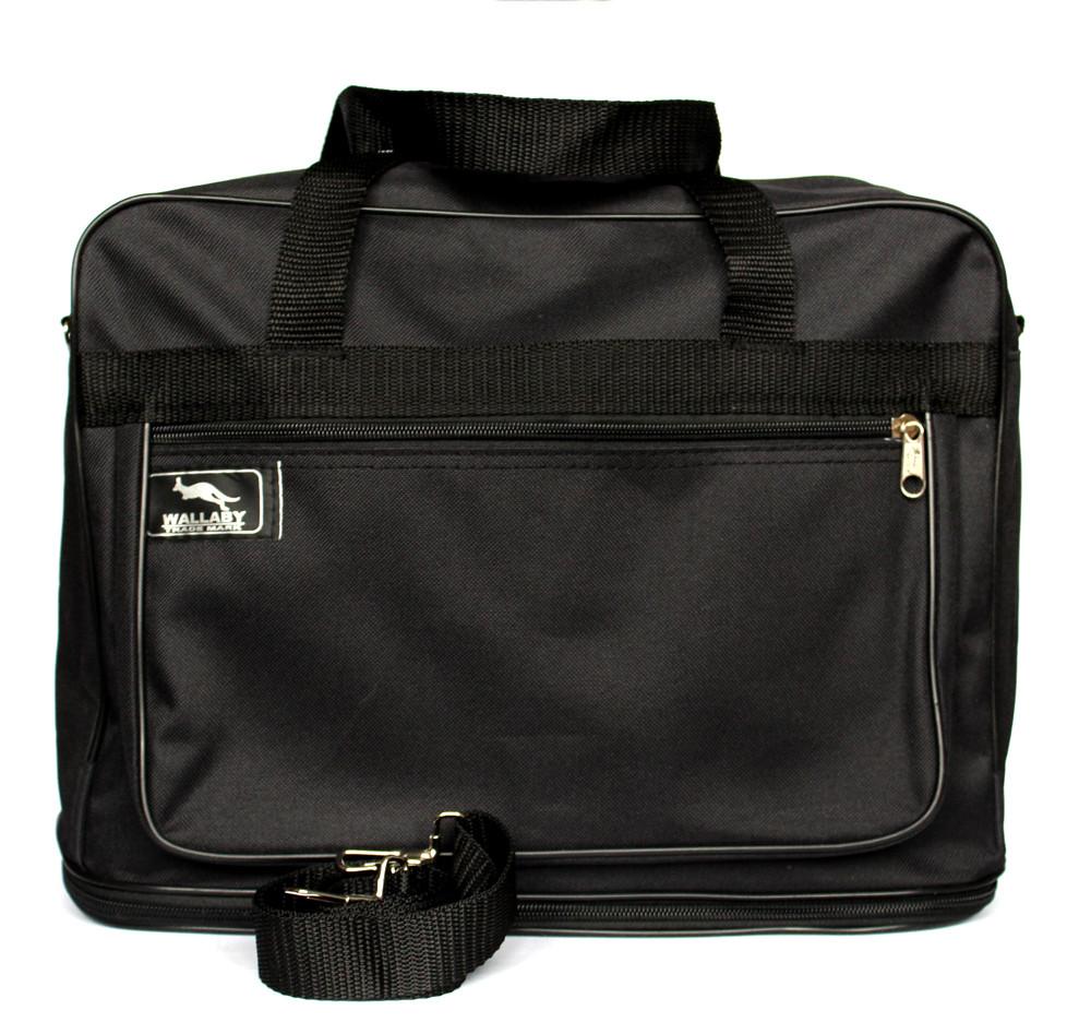 Хозяйственная вместительная сумка с двойным дном (W-2070)