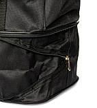 Хозяйственная вместительная сумка с двойным дном (W-2070), фото 7