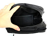 Мужская вместительная сумка через плече (W-2665), фото 4