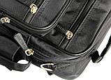 Мужская вместительная сумка через плече (W-2665), фото 7
