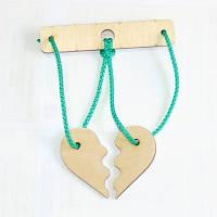 Головоломка деревянная Я и Ты, фото 1