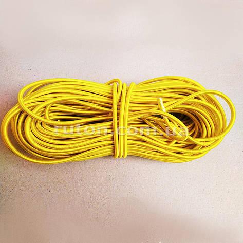 8 мм 50 м Еластичний гумовий шнур еспандер для спорту, фото 2