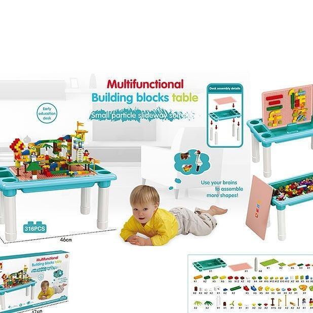 Детский стол конструктор игровой