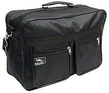 Велика чоловіча сумка через плече господарська (2631)