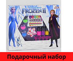 Детский маникюрный набор Frozen 2 CS 68 E 20 (72/2) в коробке