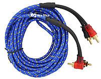 Комплект проводов для сабвуфера Sound Tech 10GA+C011 (5600), фото 3