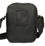 Мужская сумка компактная на плечо и пояс 2661, фото 4