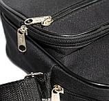 Мужская сумка компактная на плечо и пояс 2661, фото 7