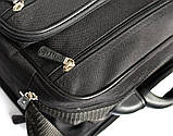 Большая вместительная большая сумка (W-2651), фото 7