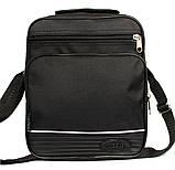 Мужская удобная вместительная сумка 2660, фото 2