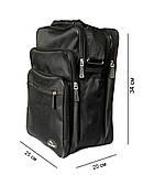 Мужская большая качественная сумка 2в1 (2281), фото 2