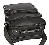 Мужская большая качественная сумка 2в1 (2281), фото 5