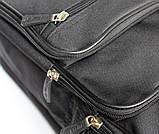 Мужская большая качественная сумка 2в1 (2281), фото 7