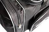 Большая дорожная спортивная мужская сумка (W 2686), фото 5