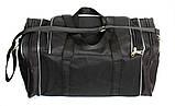 Большая дорожная спортивная мужская сумка (W 2686), фото 6