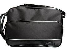 Мужская тканевая сумка для мужчин через плечо (2130)