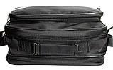 Мужская тканевая сумка для мужчин через плечо (2130), фото 2