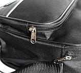 Мужская тканевая сумка для мужчин через плечо (2130), фото 6