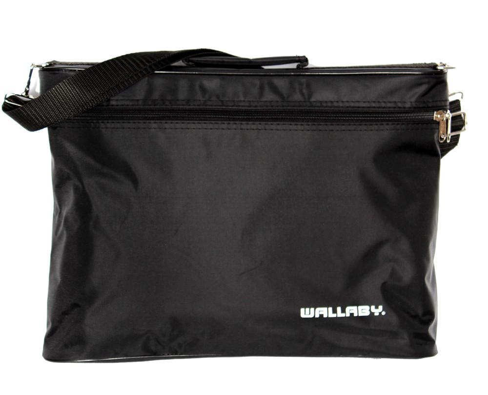Мужская сумка - почтальон на плечо для бумаг (2721)