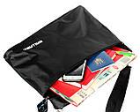 Мужская сумка - почтальон на плечо для бумаг (2721), фото 4