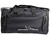 Дорожная большая удобная мужская сумка (3050), фото 2
