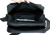Вместительная тканевая сумка для мужчин (2431), фото 5