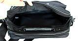 Тканевая вместительная прочная сумка для мужчин (2411), фото 4