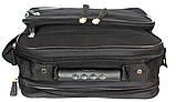 Тканевая вместительная прочная сумка для мужчин (2411), фото 6