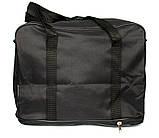 Вместительная хозяйственная сумка тканевая (2071), фото 7